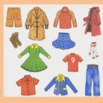 Учим тему «Одежда».