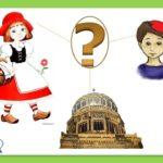 Почему Красная шапочка на иврите — Кипа адума